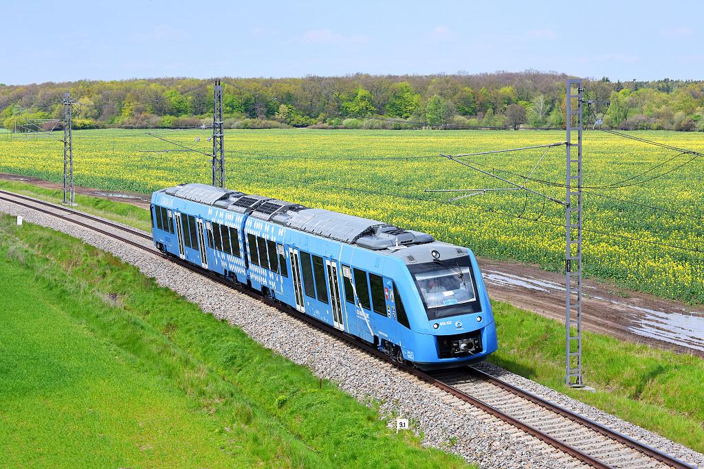 Train à hydrogène Luchon
